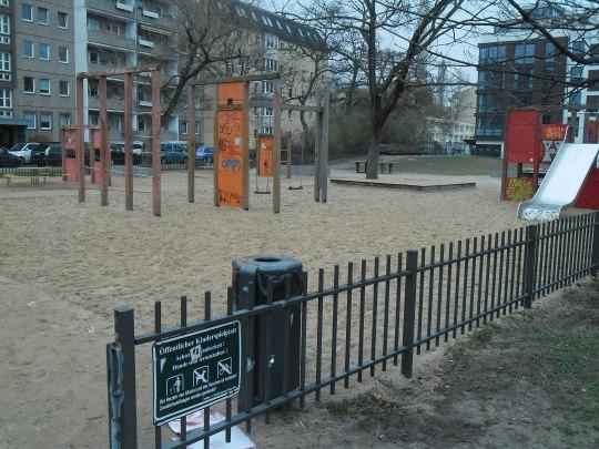 Berlin Playground 1